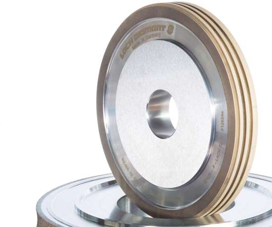 Lach Diamond contour-profiled grinding wheels