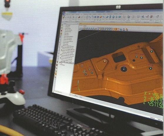 LK Metrology Camio8 CMM software