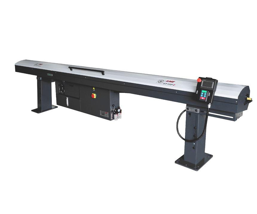 LNS America GT 112-E automatic magazine bar feeder