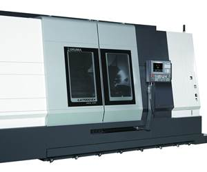 Okuma LU7000EX CNC lathe