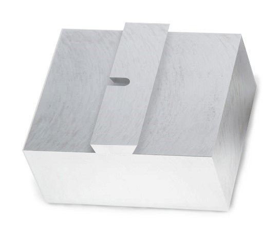 TCI Precision Metals dovetail blanks