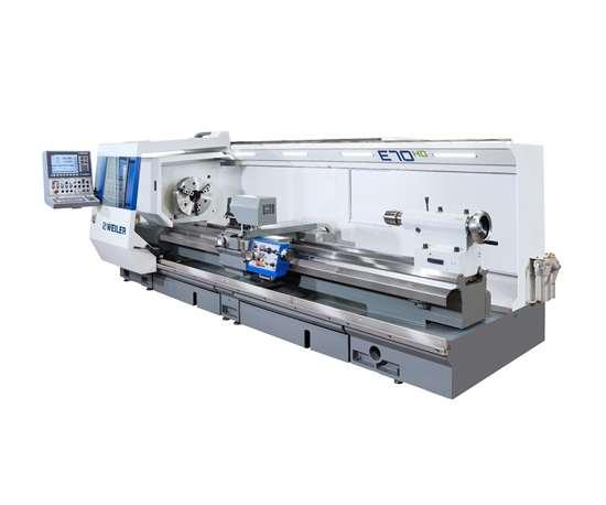 Weiler E70HD precision lathe