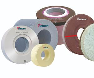 Weiler Abrasives grinding products