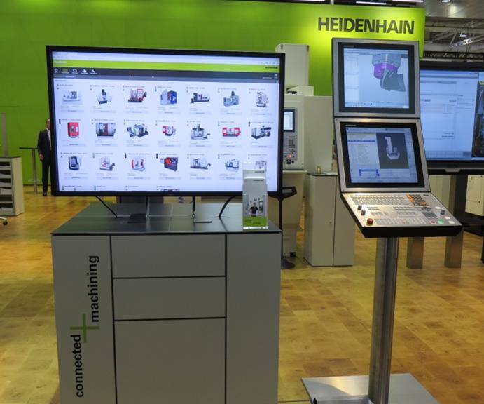 Heidenhain StateMonitor software