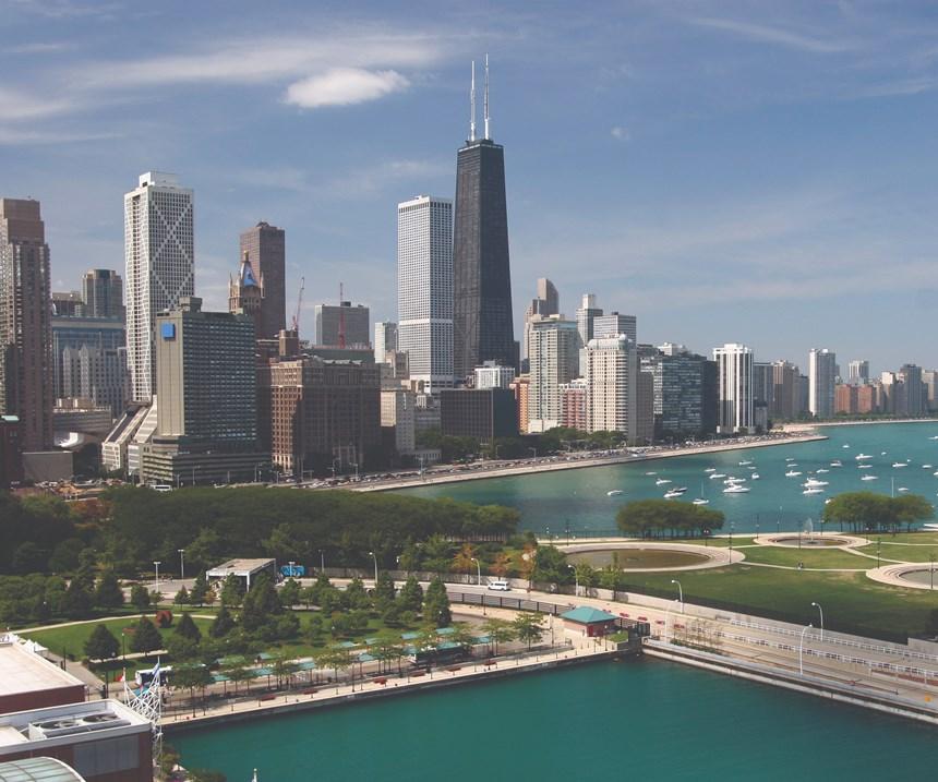 Chicago skyline