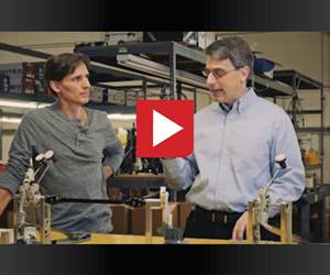 Video: Between Casting and Machining from Solid Is Extrusion