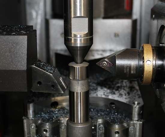 Out-of-round turning at AMB 2018