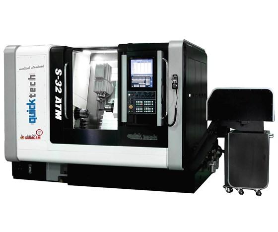 Quicktech S-32 ATM