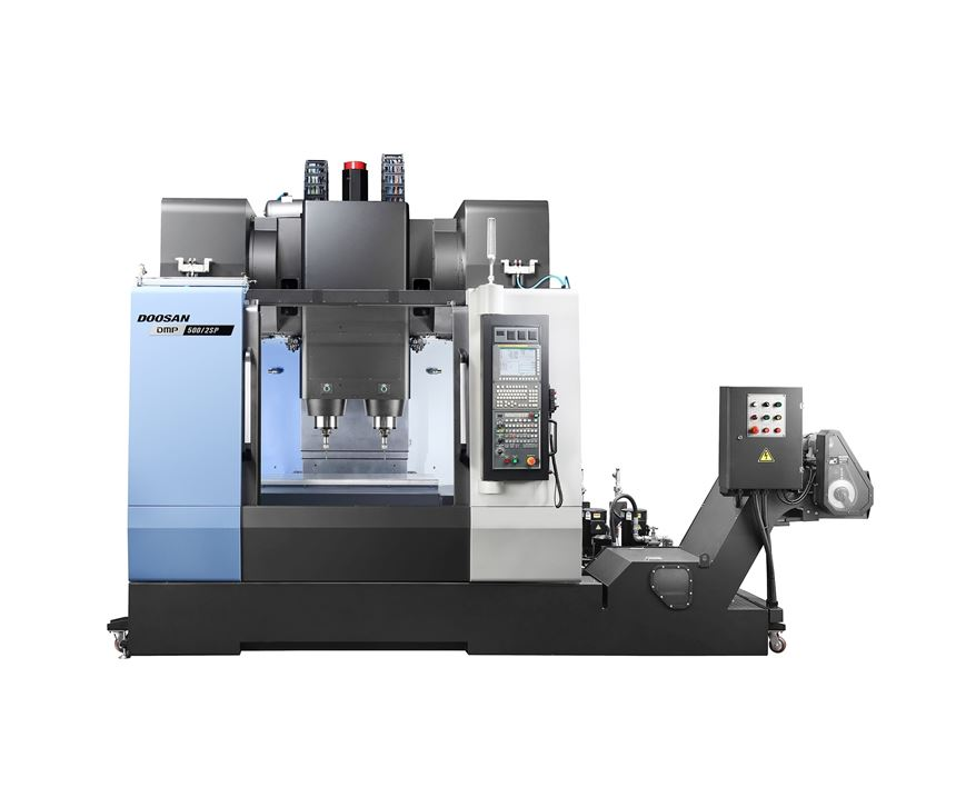 Doosan Machine Tools DMP 500/2SP VMC