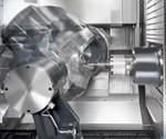 Heller HF 5500 five-axis horizontal machining center