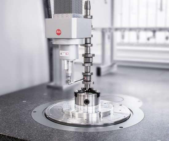 Hexagon Manufacturing Intelligence HTA Measurement