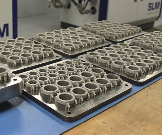 small production run for Vortic Watch Co.
