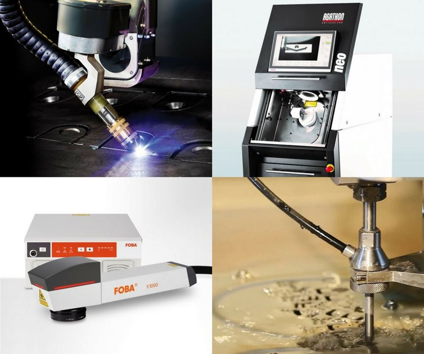 Laser and waterjet products