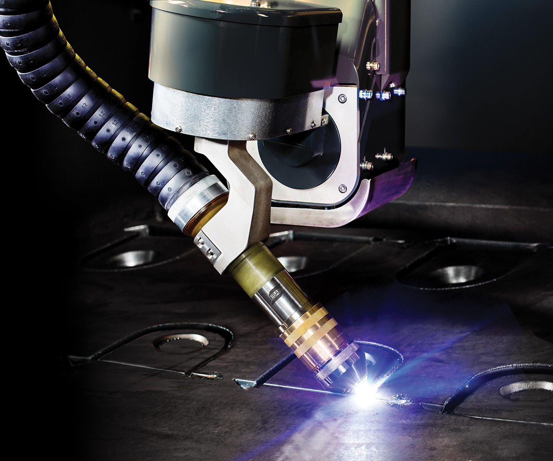 Esab DMX automated plasma beveller