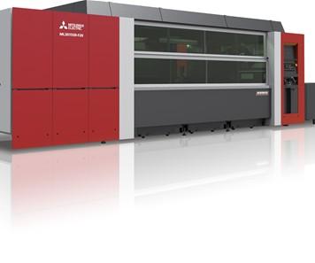 Mitsubishi SR-F series fiber laser