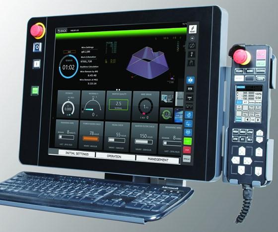 MC Machinery Systems' M800 EDM