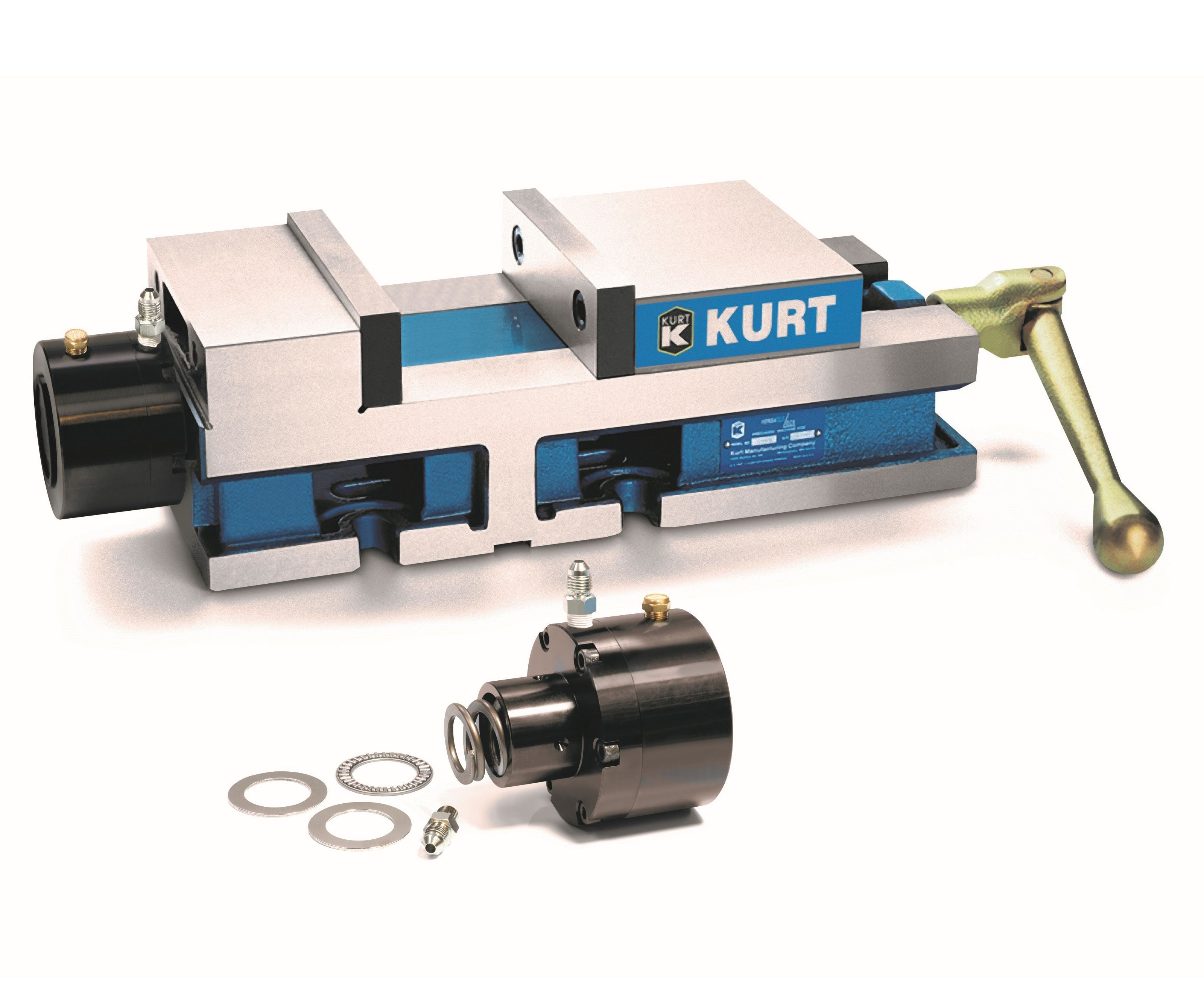 Kurt Workholding KHU6 hydraulic unit