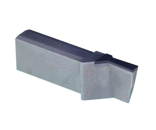 Thinbit cubic boron nitride and polycrystalline diamond insert