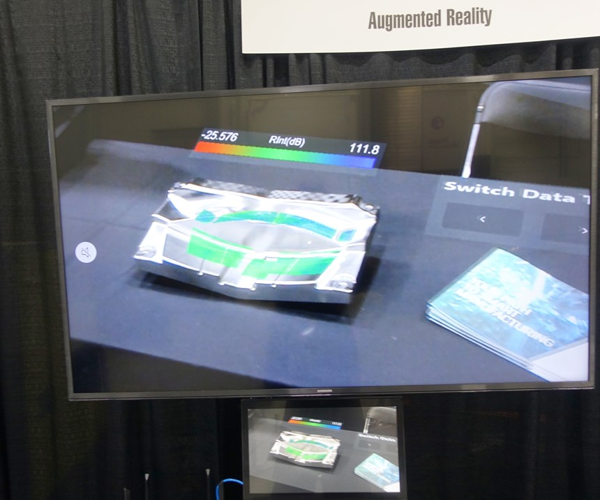 Augmented reality has a place in a Smart Manufacturing ecosystem.