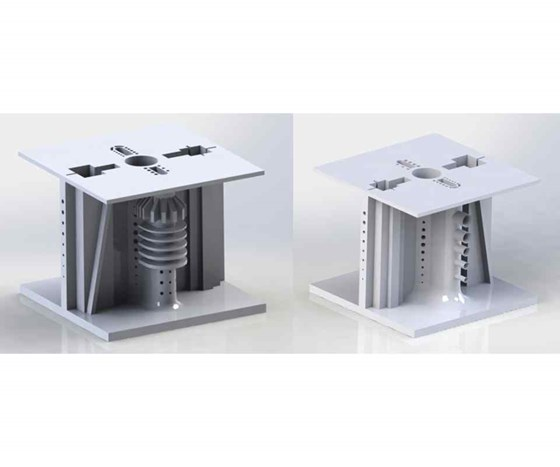 Additive Manufacturing test part