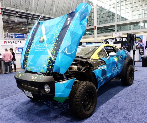 IMTS Rally Fighter.