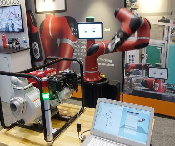 Rethink Robotics collaborative robots