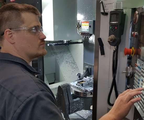 Hastreiter Industries machine shop