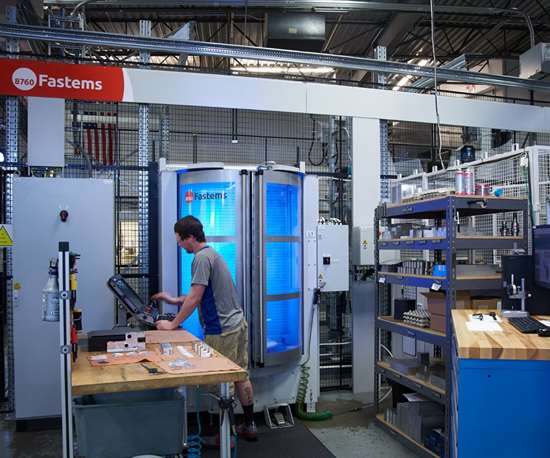 Hirsh Precision Products CNC horizontal machining center