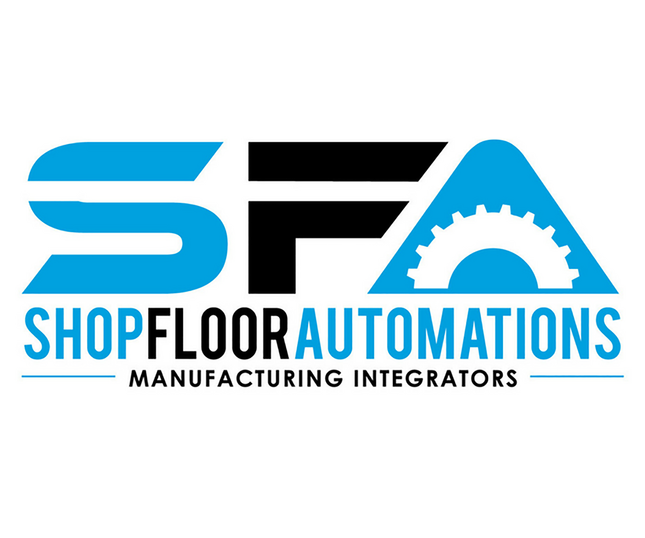 Shop Floor Automations' new logo