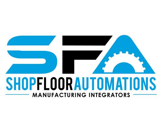 Shop Floor Automations' new logo