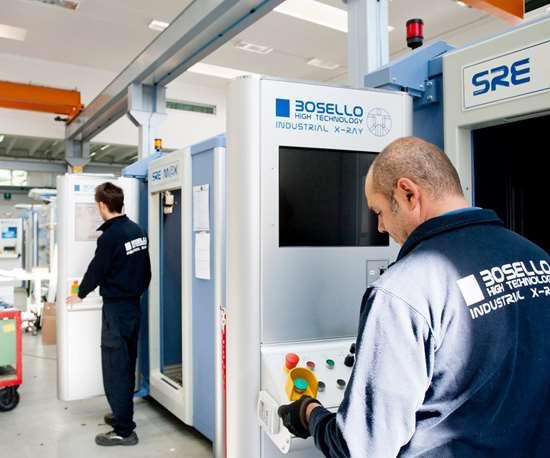 Bosello X-ray machines