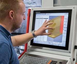 Heidenhain's TNC family of machine tool CNC controls as data hubs.