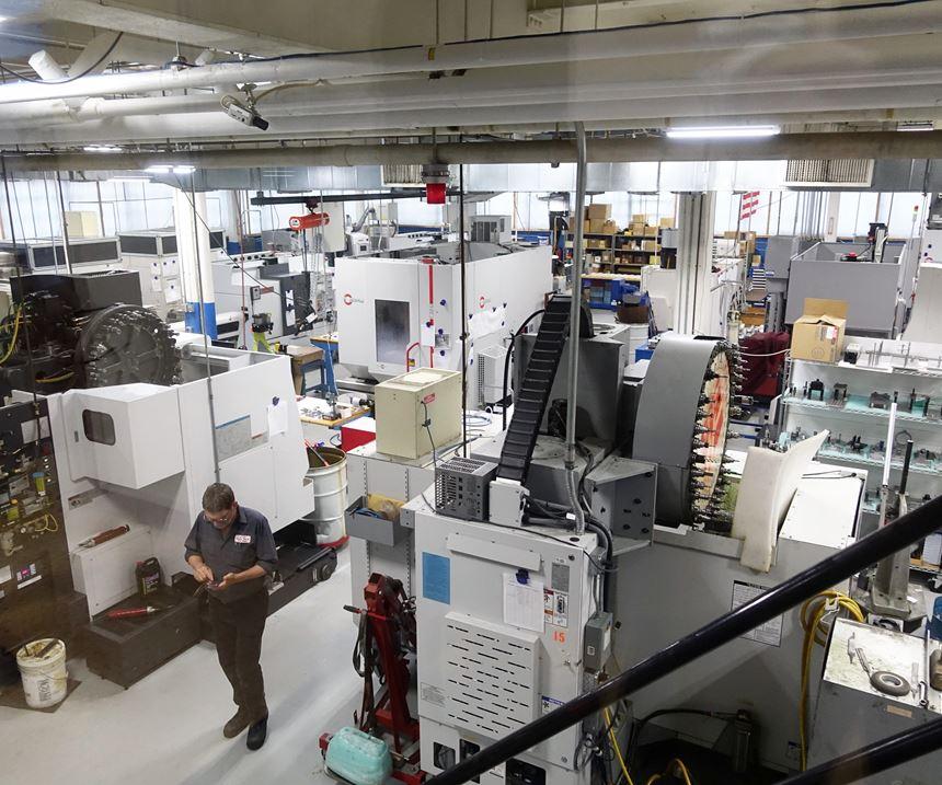 Linda Tool - Modern Machine Shop