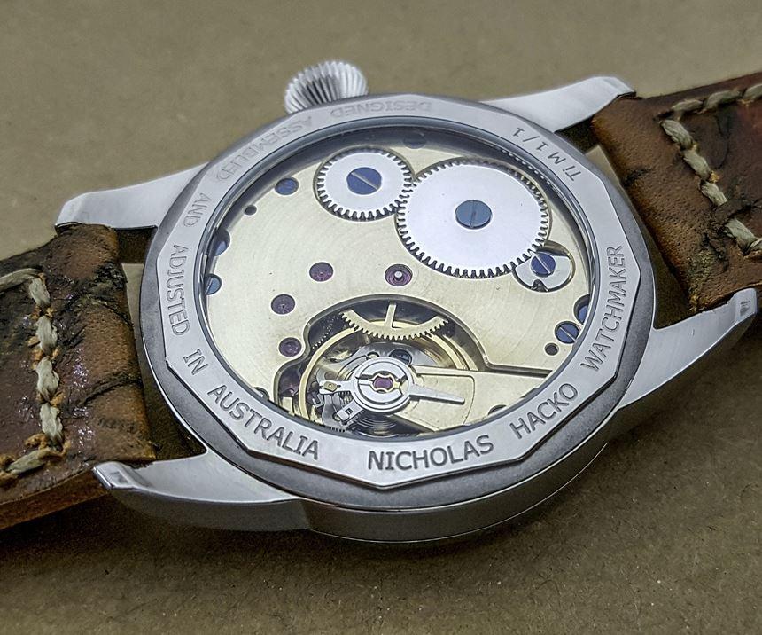 a watch produced by NHW