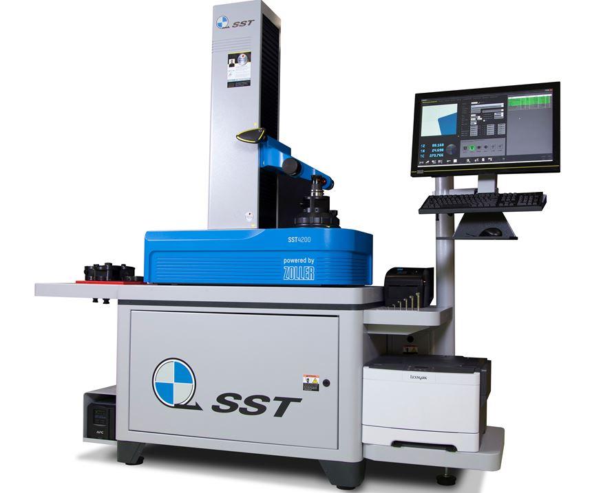 SST's 4200 tool presetter