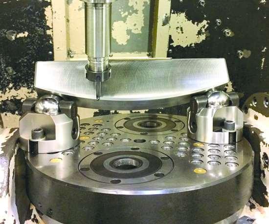 Big Kaiser Uniflex workholding system