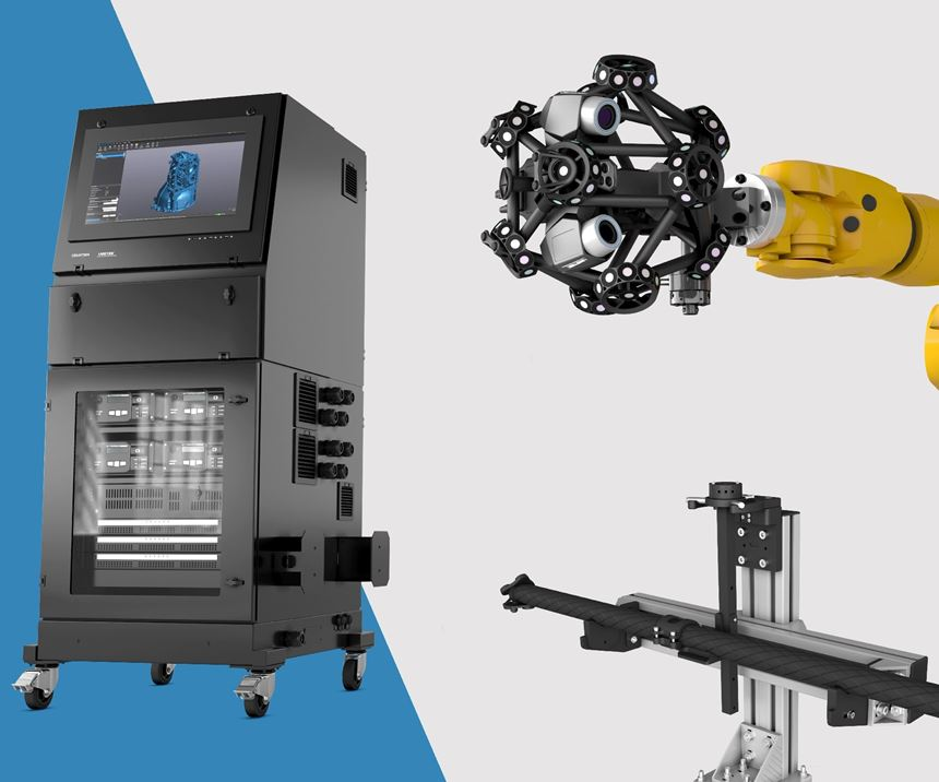 MetraScan 3D R-Series from Creaform