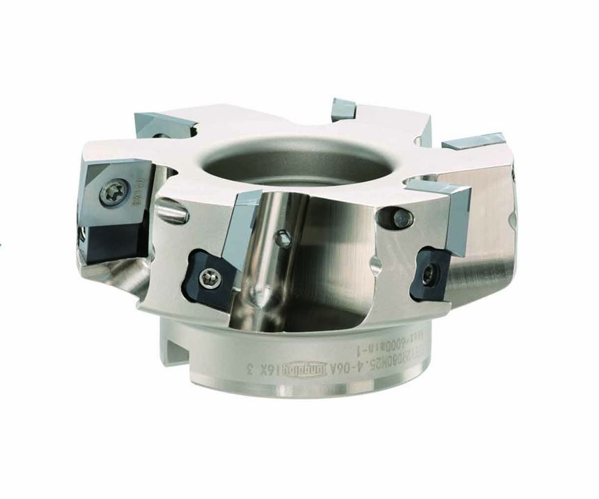 Tungaloy TFE face milling cutter