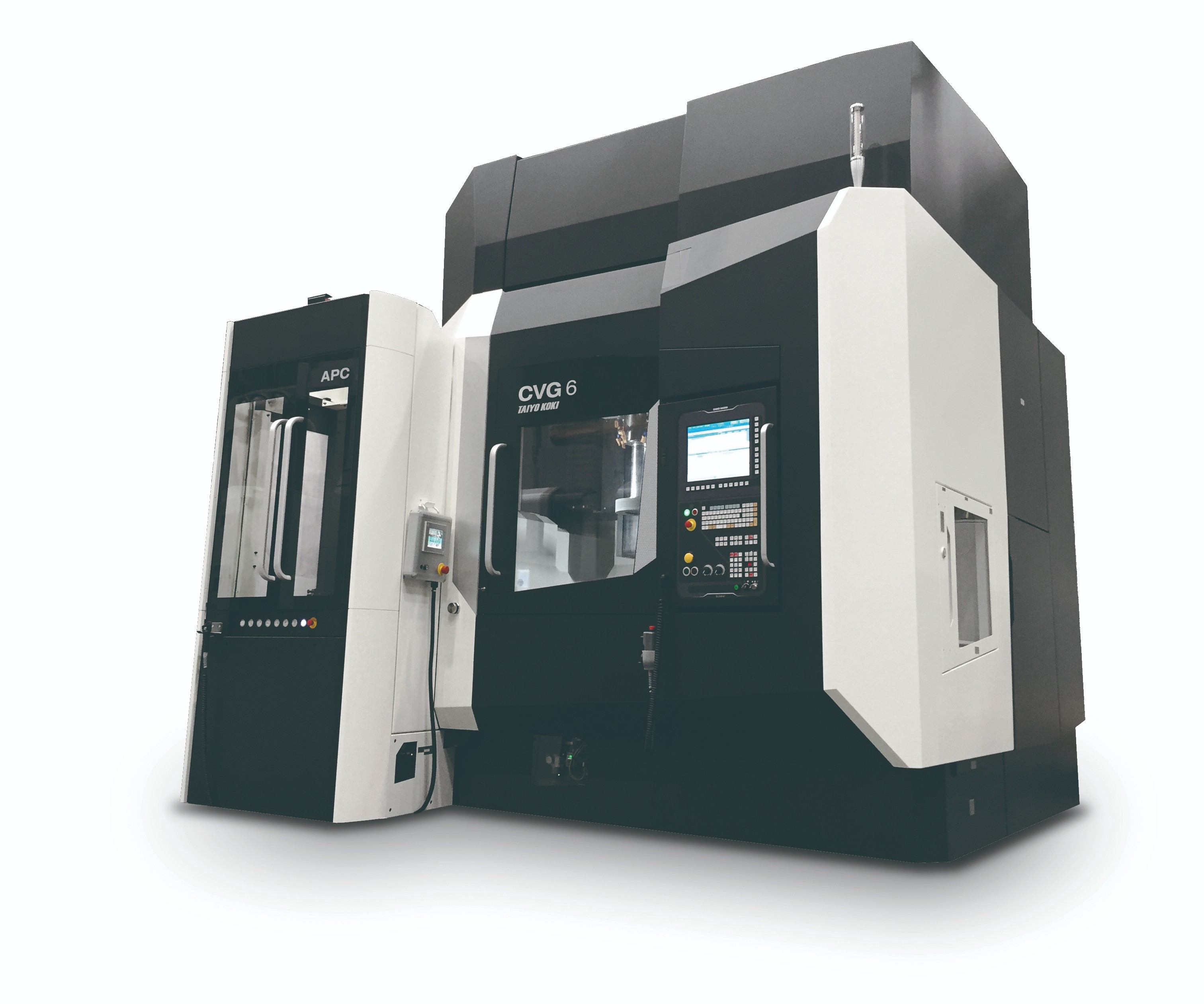 CVG Series vertical universal cylindrical grinder