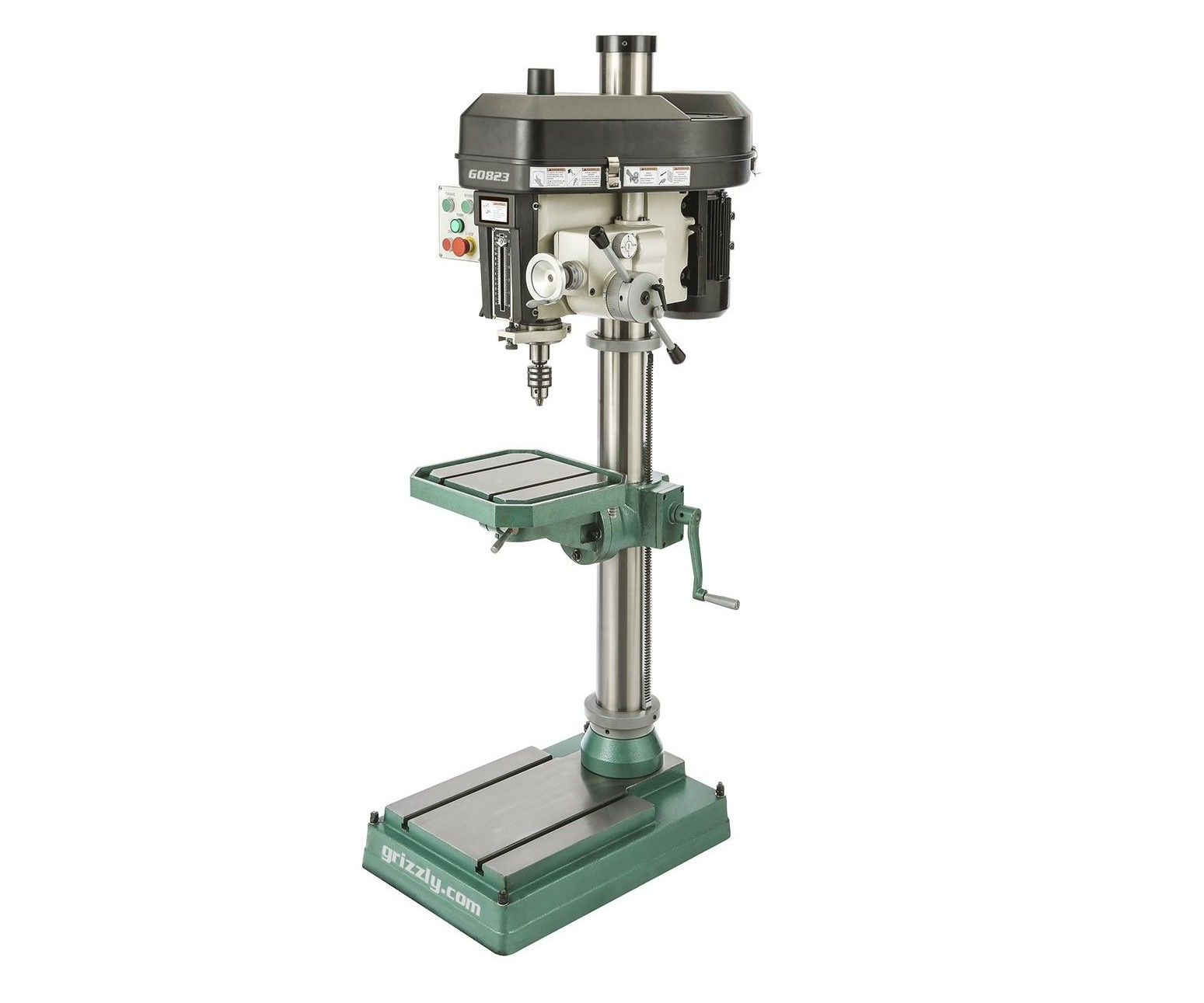 Grizzly G0823 drill press