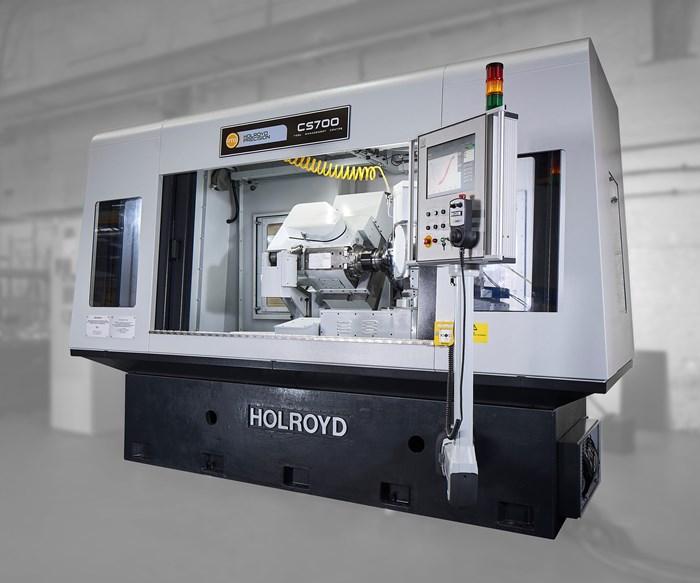 Holroyd Precision CS700E tool management center