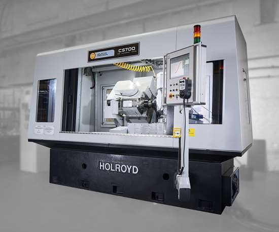 Holroyd Precision CS700E tool management center