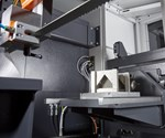 KastoWin AMC band saw removing an additively manufactured part from its base plate