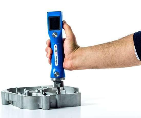 Marposs i-Wave2 handheld gauge