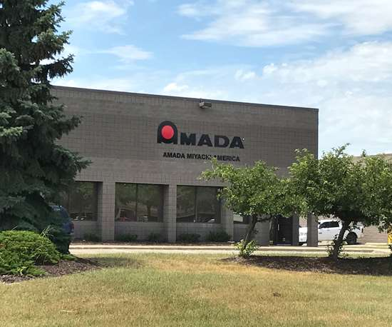 Amada Miyachi America technical center