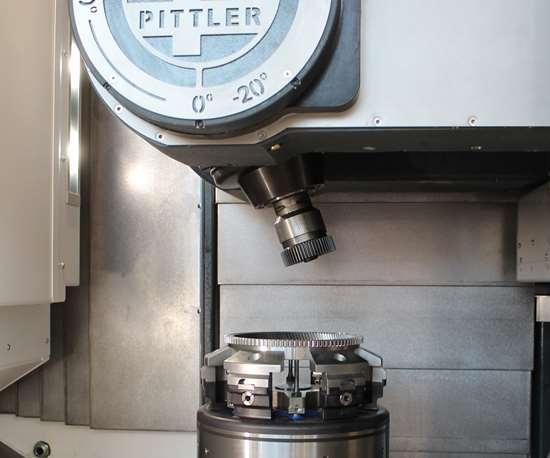 Pittler Skive Line