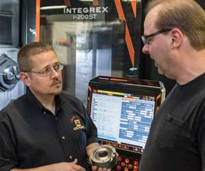 MTH Tool Mazak Integrex