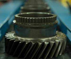Collet Chucks Overcome Distortion for Automated Gear Machining