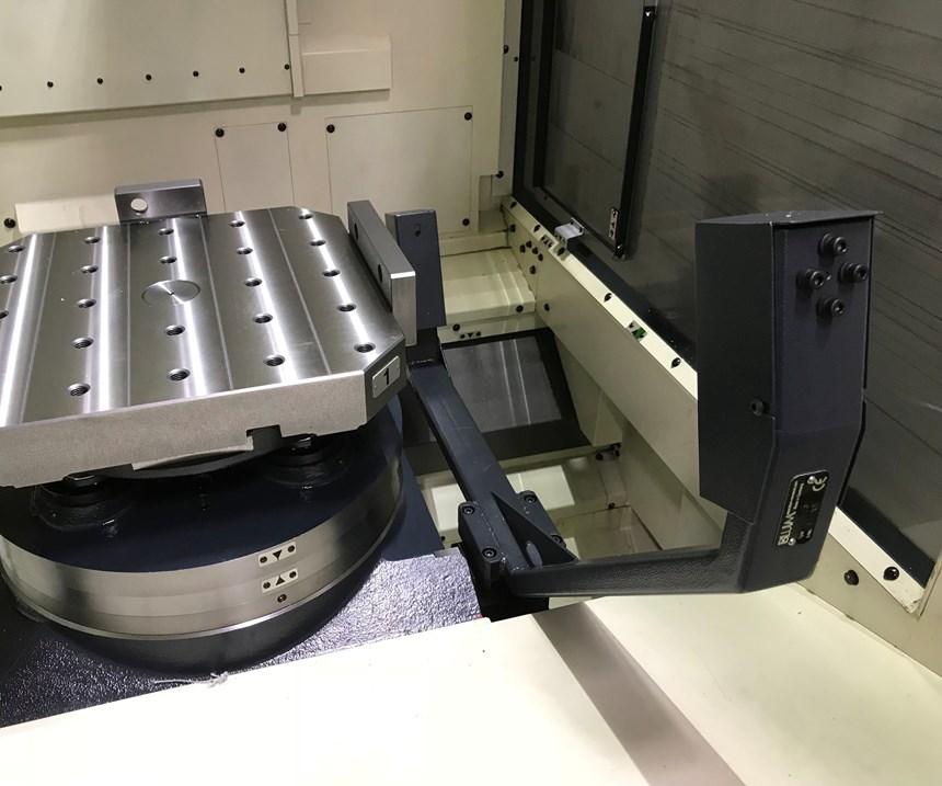 Blum-Novotes Split-Laser Bracket