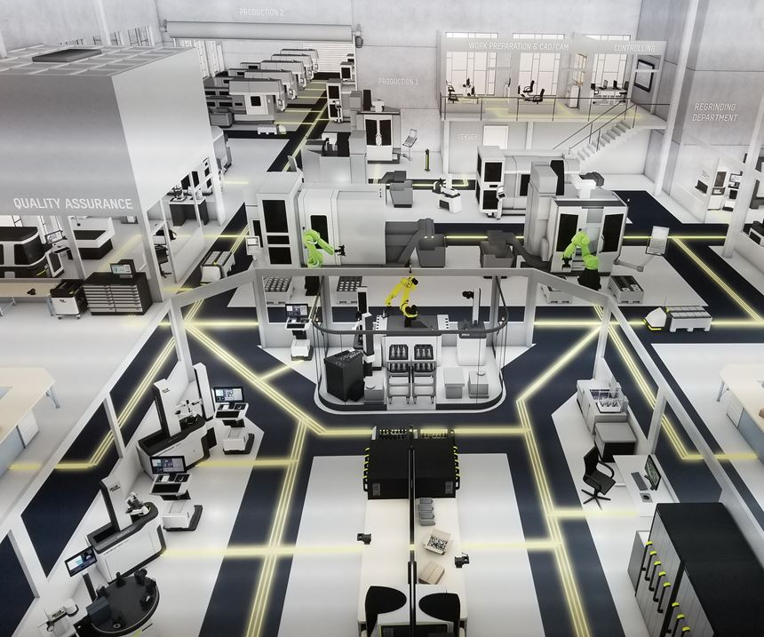 Zoller Smart Manufacturing Facility